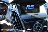 Ford Focus RS / ST Carbon Fiber Accent Kit by Tufskinz (10 ...