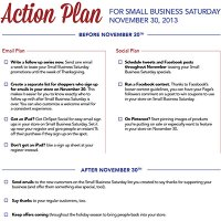Small Business Saturday 2013 - Email Marketing Tips