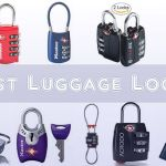 Best Luggage Locks For Your Safe and Secure Trip