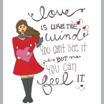 {Printables} Celebrating Love