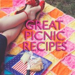 Great Picnic Recipes // A Well Crafted Party