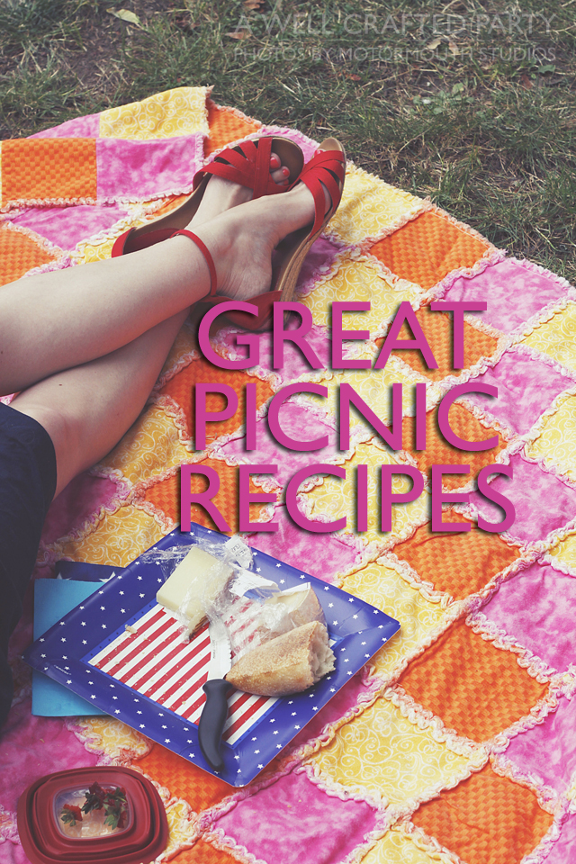 great picnic recipes