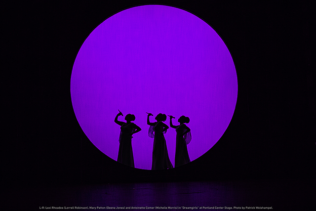 Dreamgirls at Portland Center Stage // A Well Crafted Party
