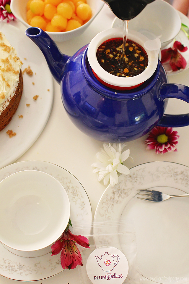Tips for a Mother's Day Tea Party - A Well Crafted Party
