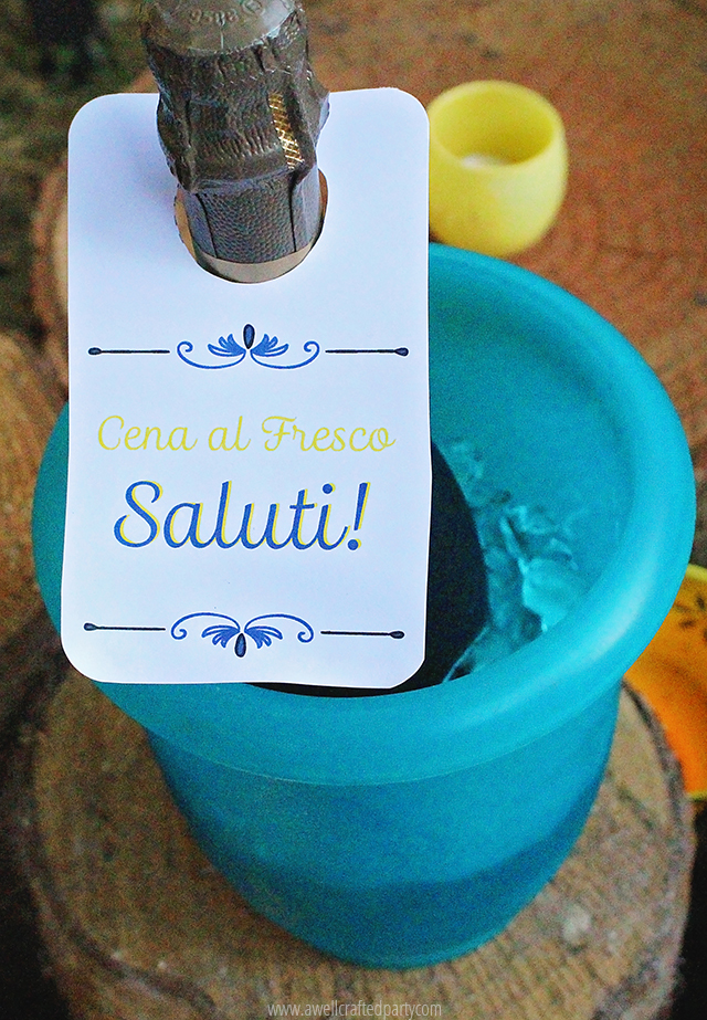 Free Printable Wine Tag