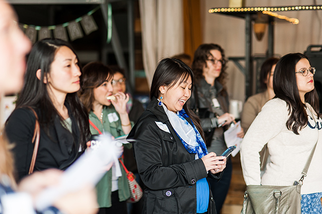 Don't forget to connect with people AFTER your networking event is over! Networking tips from A Well Crafted Party