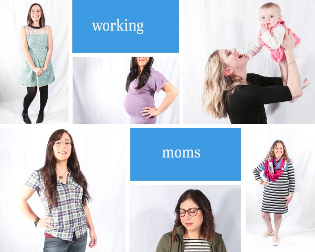 Series on Working in Motherhood