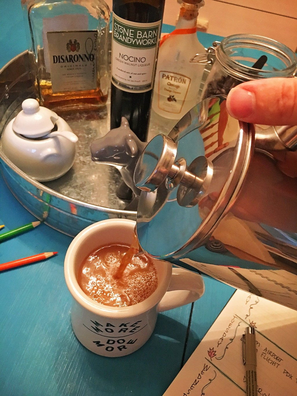 Spiked Coffee Ideas from A Well Crafted Party