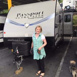 Learning to Drive a Travel Trailer