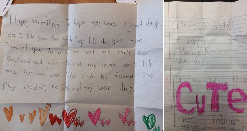 These 12 Kids Love Letters Are So Cute They Could Teach Adults A - love letters