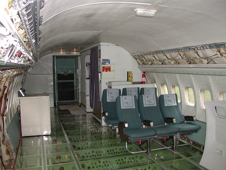 Bruce Campbell Turns Boeing 727 Plane Into His Home