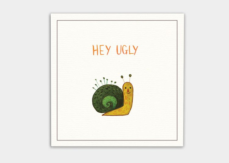 Cute But Cruel Postcards To Send To Your Enemies