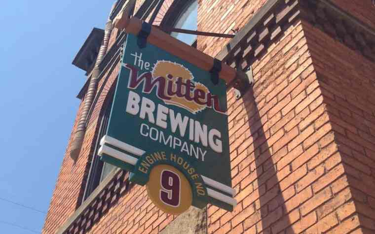 Photo Courtesy of The Mitten Brewing Co.
