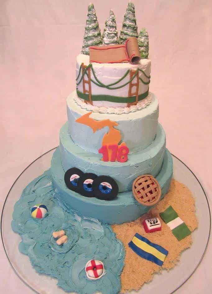 Birthday Cakes Petoskey