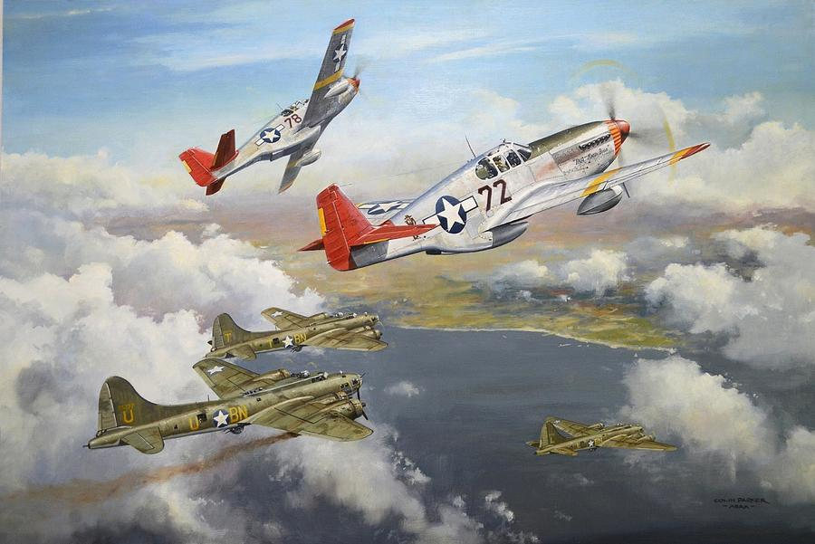 Hd Aeroplane Wallpapers For Desktop Red Tails Red Tail Escorts