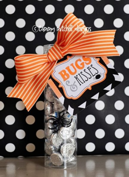 Boo Basket Printable + Gift Ideas Round-up - Awesome with Sprinkles