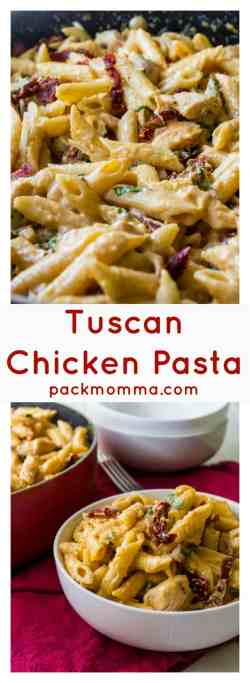 Small Of Tuscan Chicken Mac And Cheese