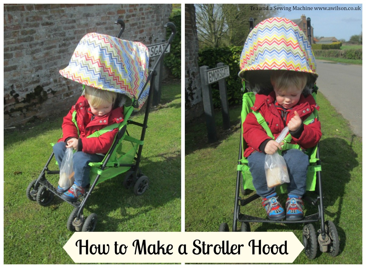 How to Make a Stroller Hood