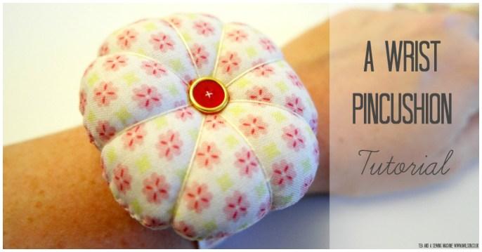 A Wrist Pincushion Tutorial