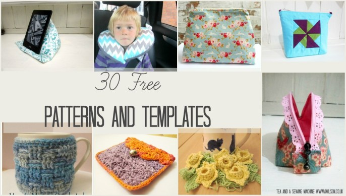 Free Patterns and Templates