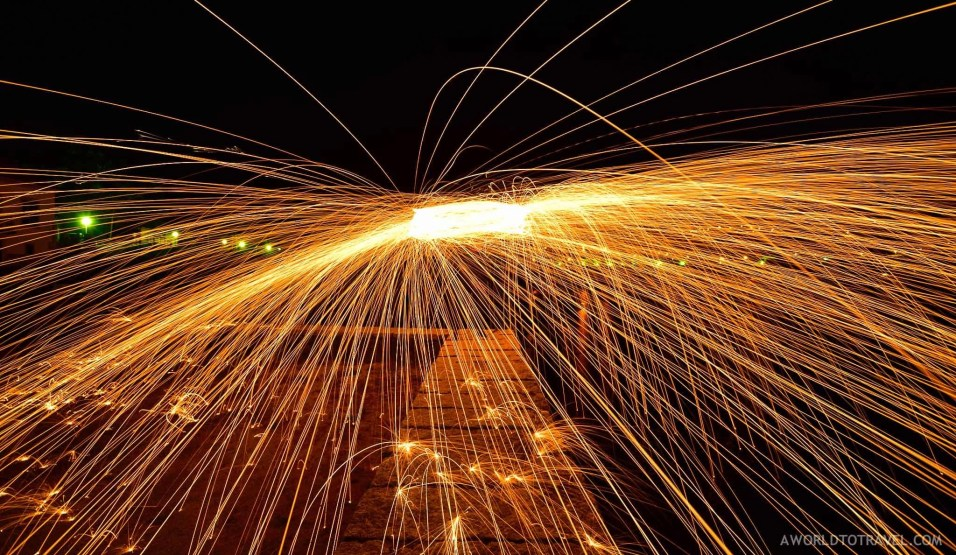 Steel wool phography tutorial-A World to Travel-1