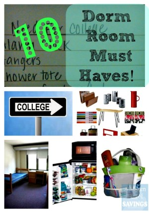 Creative Ways To Save Space In A Dorm Room
