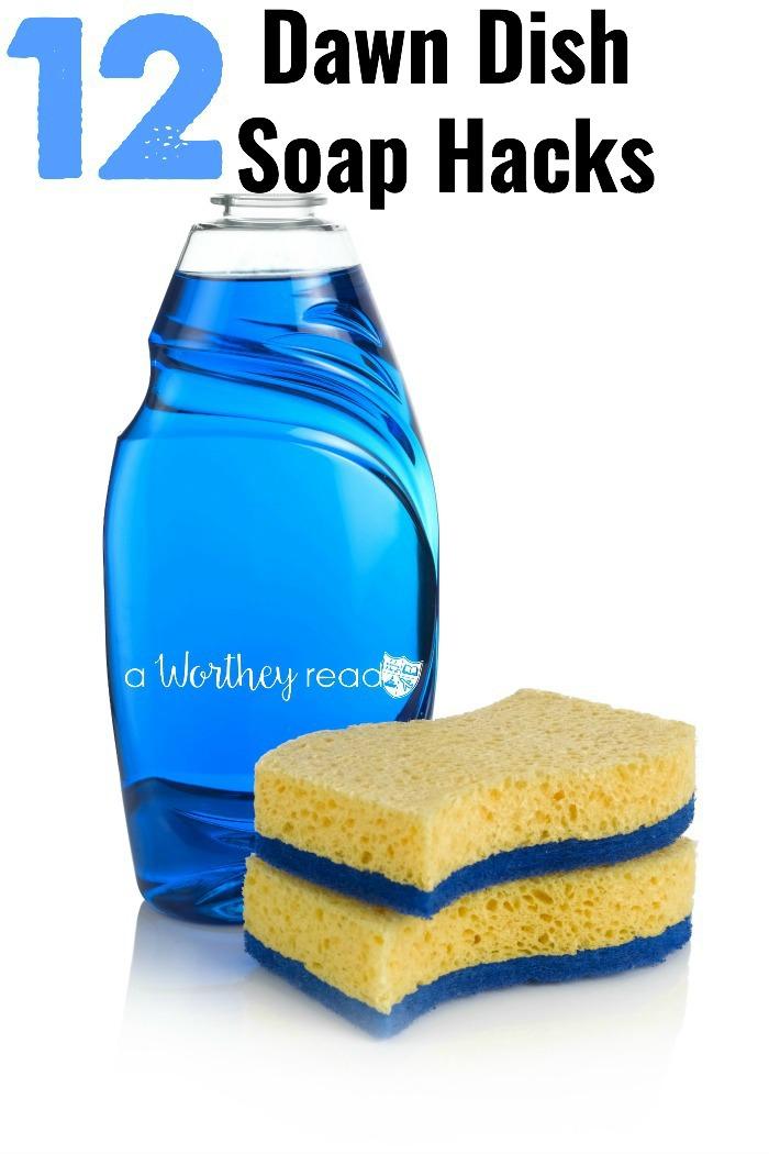 12 dawn dish soap hacks a worthey read - Dish washing tips ...