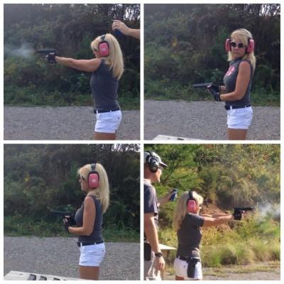 Eva Irwin, Aphrodite Shooters, Tennessee