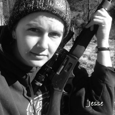 Jesse the huntress