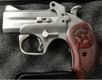 Tarra Stoddard Reviews the Bond Arms Texas Defender - American Women