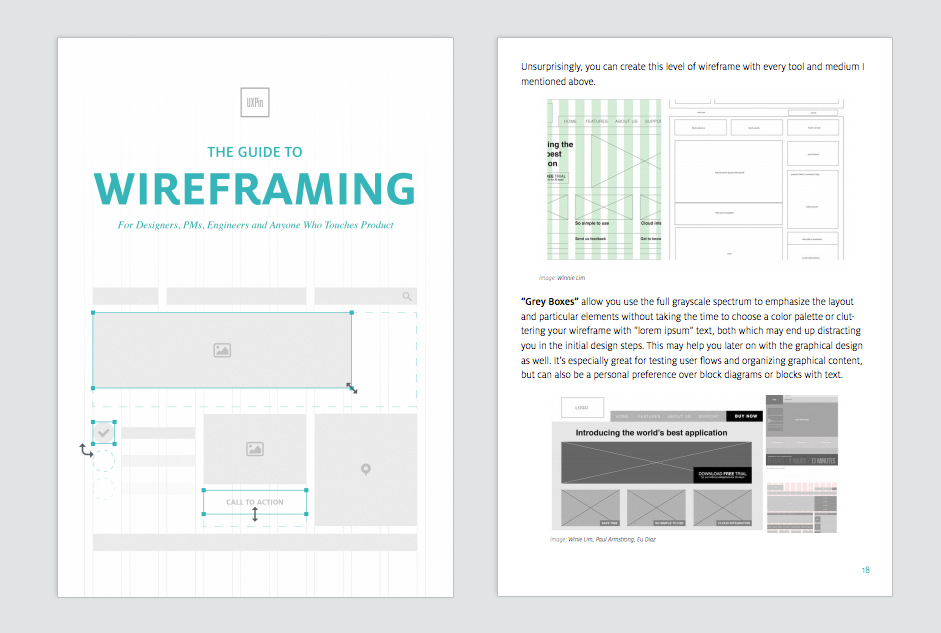 The Guide to Wireframing For Designers A Free Ebook from UXPin