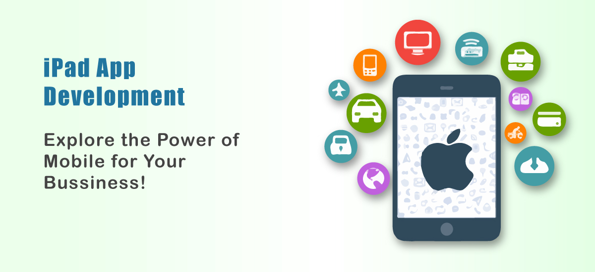 Ipad App Development Singapore