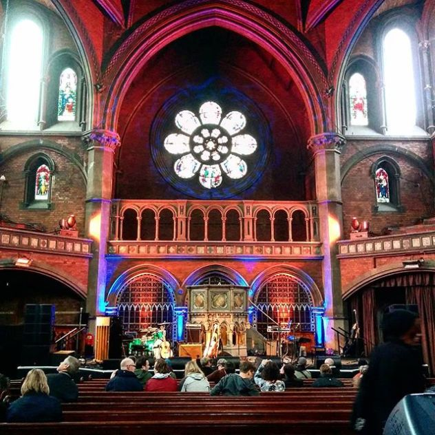 Everything ready for today's @daylight_music#LiveSound #SoundEngineer #Assistant