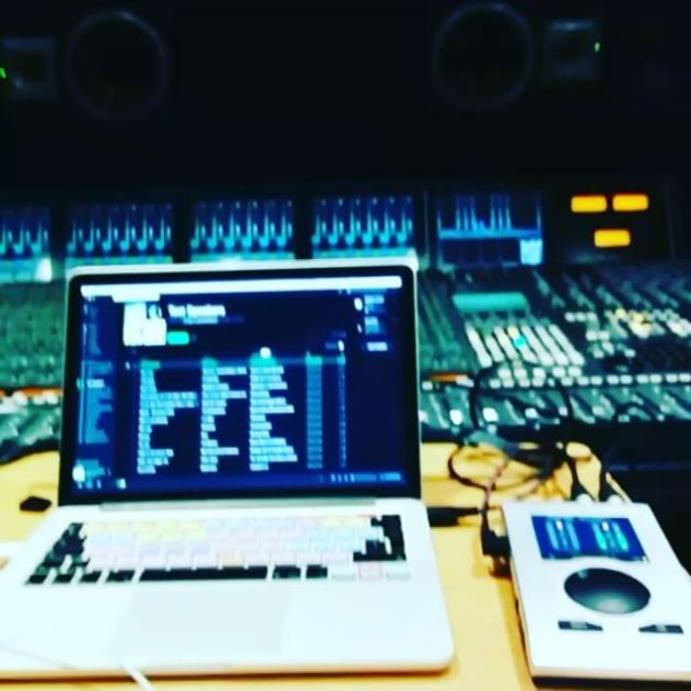 Morning live sound, afternoon editing at first and later mixing.#PerfectDay #MusicDay #SSL #Antelope #RME #Neve
