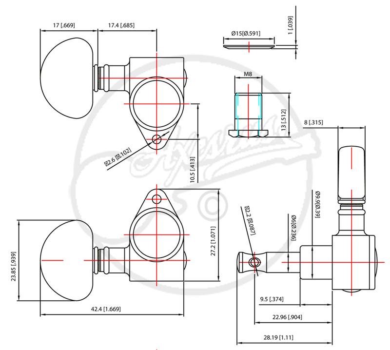danelectro wiring schematic