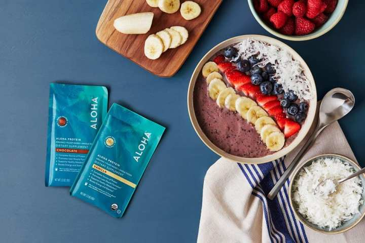 Coupon Code of the Month – Aloha Superfood Smoothie Kit FREE Trial