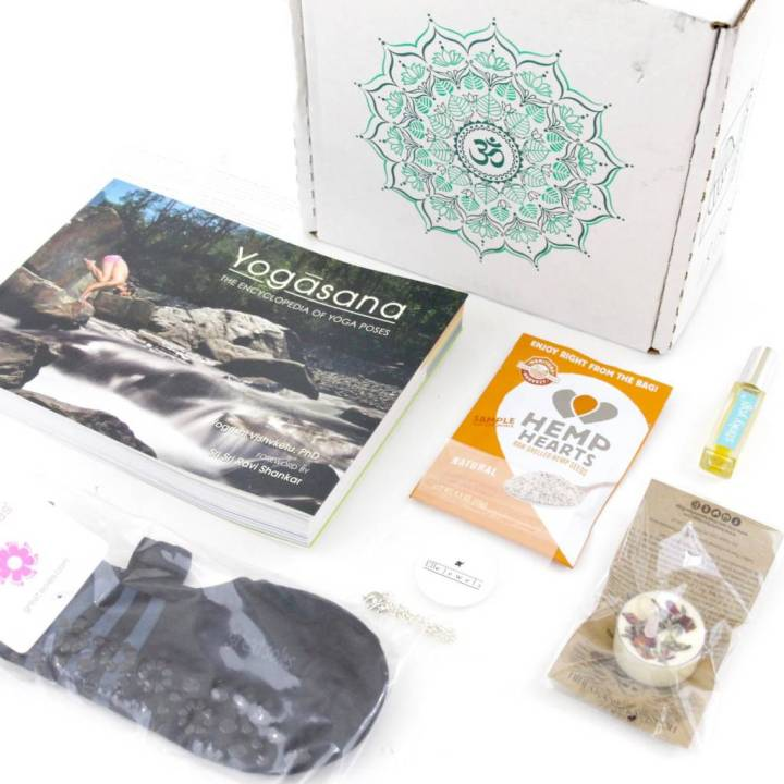 BuddhiBox Review & GIVEAWAY May 2016