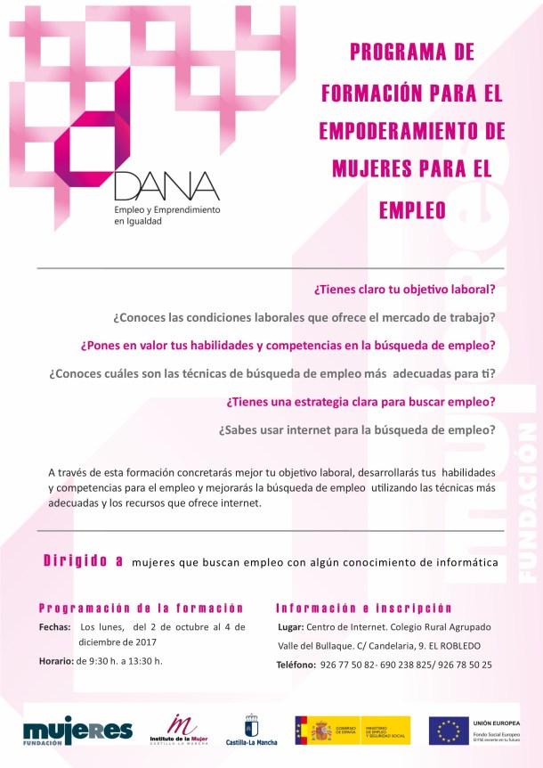 Cartel DANA_Horcajo