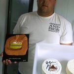 El quesero Óscar Betancort