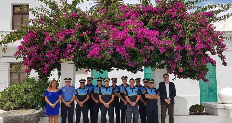 Reconocimiento Policía Local Haría2