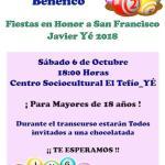 Cartel bingo ye 6 OCTUBRE 2018 OK 1