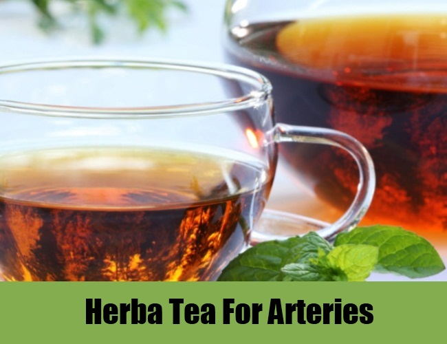 Herbal Tea For Arteries