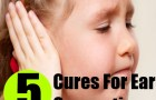 5 Effective Natural Cures For Ear Congestion