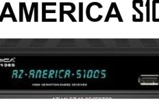 Atualização Oficial Azamerica HD s1005 v.1.09.17130 - set/2016