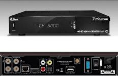 Duosat Prodigy HD multimídia atualização v10.2 com 22w ON! - 23/07/2016