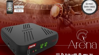 Nova atualização Phantom arena HD v1.14 - 10/09/2016