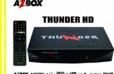 AZBOX THUNDER EM AZAMERICA S1008