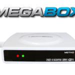 Atualização Megabox MG 7 Plus