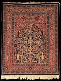 1000+ images about Persian Tabriz rugs on Pinterest ...