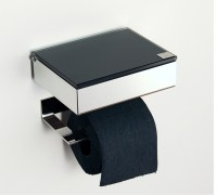 Azizumm - Wet wipe holder and toilet paper holder